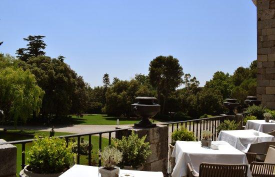 La Terraza Del Lago Picture Of Castell Peralada Restaurant