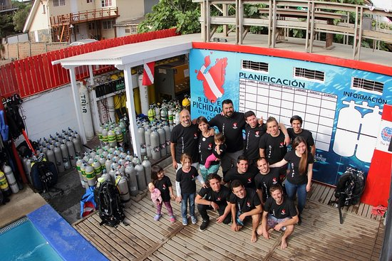Buceo Pichidangui Dive Center