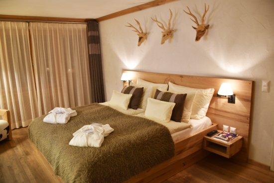 Breil/Brigels, Schweiz: Unser Deluxe Zimmer