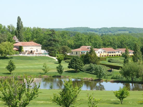 Villeneuve sur Lot Golf & Country Club - Les Residences Du Golf