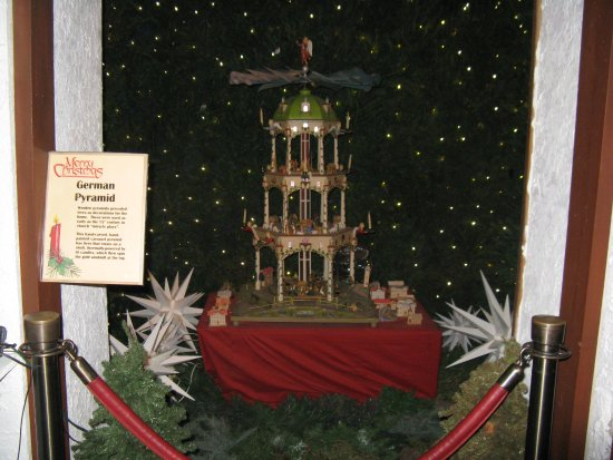 Paradise, PA: Christmas memorabilia from all cultures