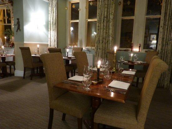Ravenstonedale, UK: Lovely dining room