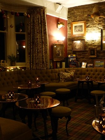Ravenstonedale, UK: Bar lounge area