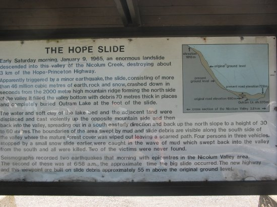 The Hope Slide: A must read resent history lesson, you never know when some thig can happen
