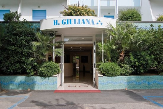 Hotel Giuliana Gatteo Mare Italien