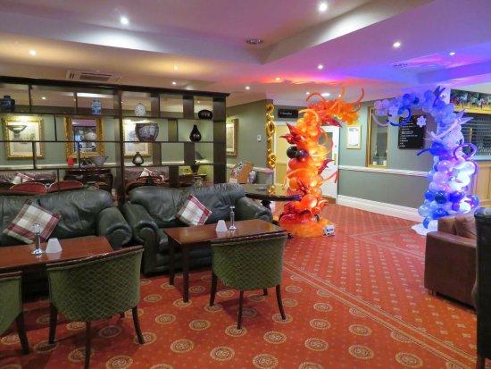 Kegworth, UK: Best Western Premier East Midlands Airport Yew Lodge Hotel
