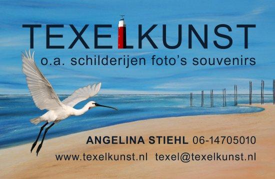 Texel Kunst Angelina Stiehl