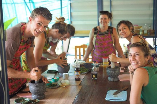 Baan Farm Thai Cooking School