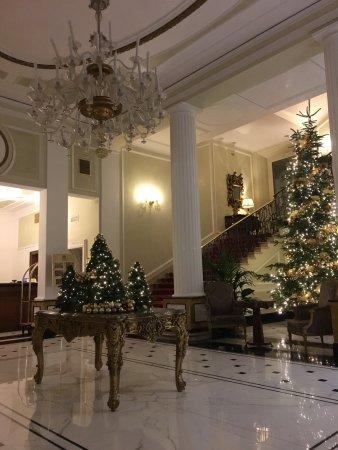 "Grand Hotel Majestic ""Già Baglioni"" : Lobby"