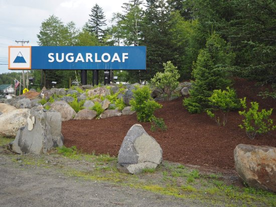 Carrabassett Valley, ME: Sugarloaf Mountain
