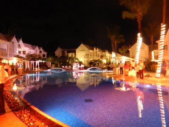 Seaview Calodyne Lifestyle Resort: Cocktail réveillon de Noël