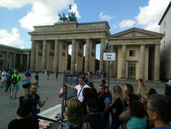 Berlin Tours Leah