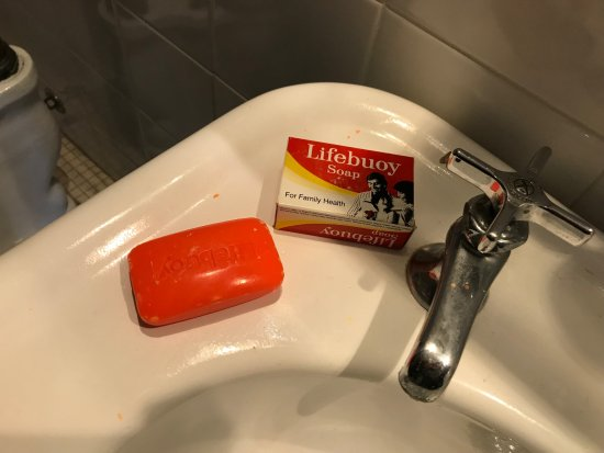 a christmas story house lifebuoy soap