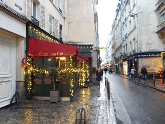 Hotel Des Canettes Paris France