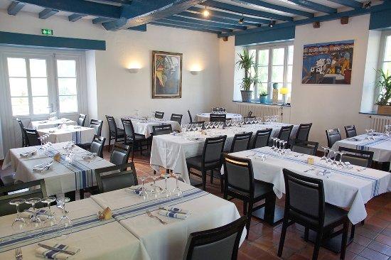 Restaurant du ch ne itxassou pr s d 39 espelette for Restaurant itxassou