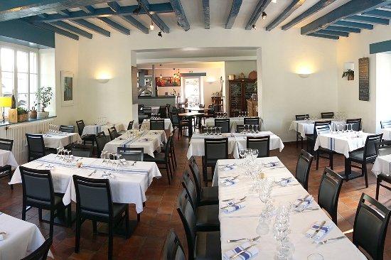 Hotel du chene itxassou frankrig hotel anmeldelser for Restaurant itxassou