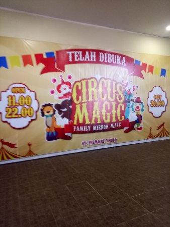 Wahana Baru Circus Magic Picture Of Jawa Timur Park 3 Batu