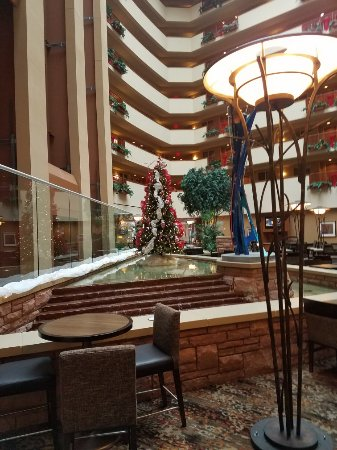 Embassy Suites by Hilton Loveland - Hotel, Spa and Conference Center: 20171227_130423_large.jpg