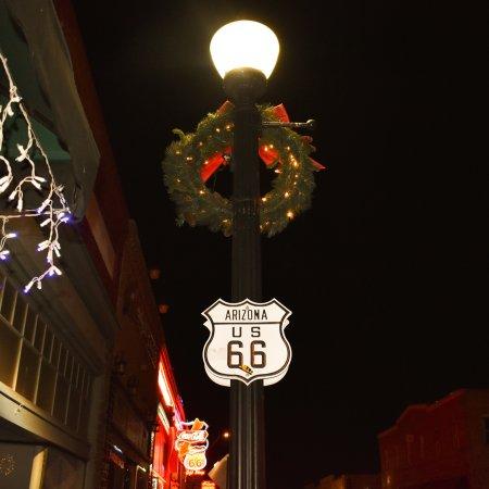 Downtown Williams Historic Walk