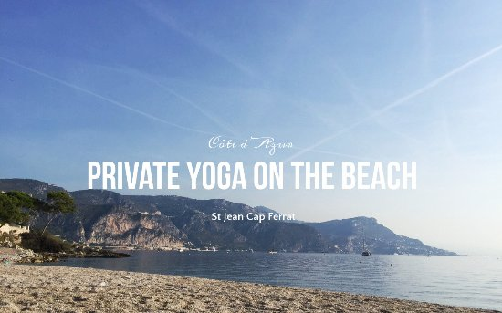 Yoga Côte d'Azur
