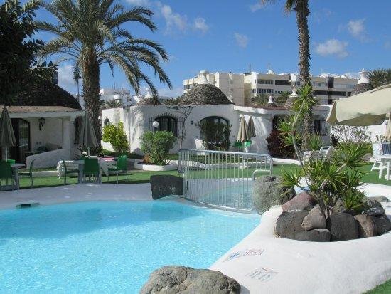 Mur Hotels Parque Romantico Playa Del Ingles