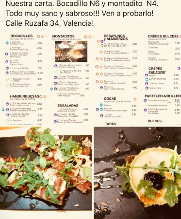 L 39 atelier pan tan valencia restaurantbeoordelingen - Atelier valencia ...
