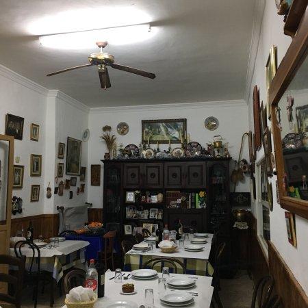 Restaurante casa pepa en carratraca con cocina otras - Banos de carratraca ...