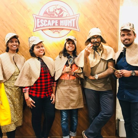 Escape Hunt Hyderabad