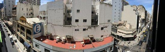 Hotel Pulitzer Buenos Aires: vue depuis la chambre