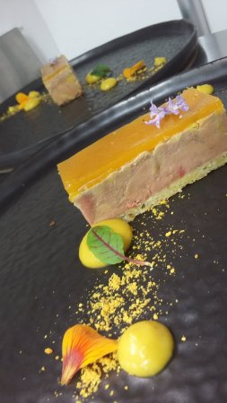 Milhac, France: foie gras passion