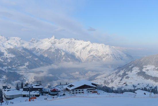 ออสเตรีย แอลป์, ออสเตรีย: Kapell Restaurant and Ski Centre, Hochjoch.