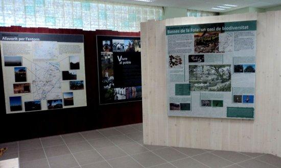 Centre d'Interpretació Viure al Poble