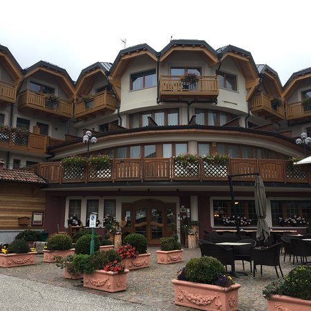 Picture of tevini dolomites charming hotel for Charming hotel