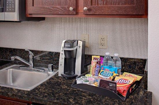 Homewood Suites by Hilton Minneapolis - Mall of America: Book Amenity Package - Premium Wifi, Keurig Coffee, Sweet & Salty Snacks, Non Alcoholic Beverage