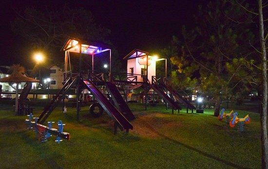 Cabañas Kuei: Plaza de Juegos