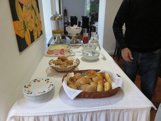 Estalagem do Vale Hotel: pequeno almoço