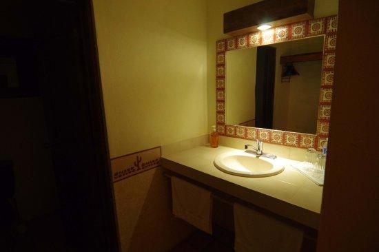 Hacienda Hotel Santo Domingo : mit Seifenspender
