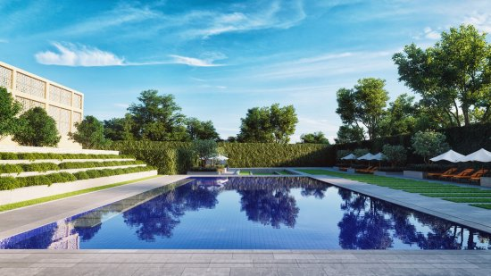 The Oberoi: Swimming Pool