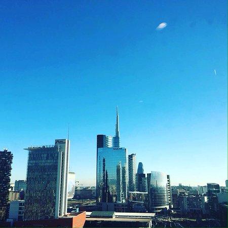 AC Hotel Milano: Vista dalla camera 1408