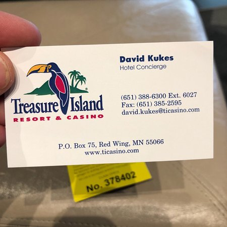Kids Quest and Cyber Quest at Treasure Island Resort