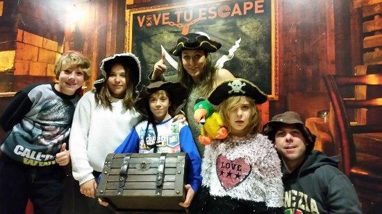 Room Escape Vive Tu Escape Terrassa