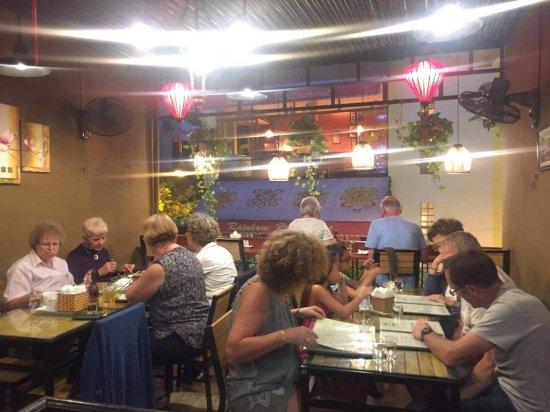 Family Restaurant Hanoi Menu Prices