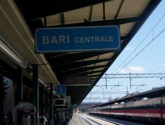 Stazione Bari Centrale: stazione
