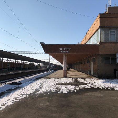Gyumri Railway Station