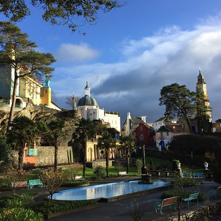 Portmeirion Village: photo0.jpg