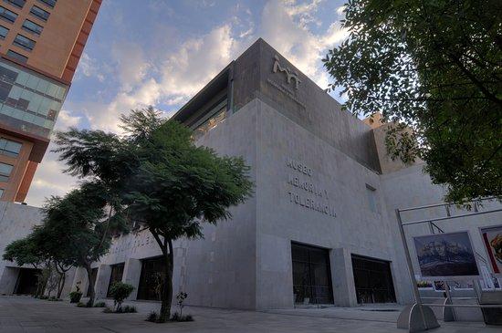Museu Memória e Tolerância