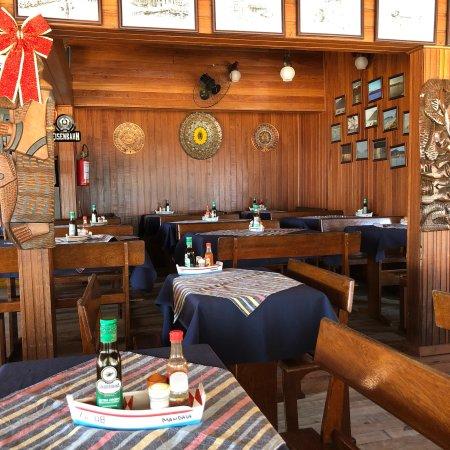 Pantano do Sul, SC: Restaurante Mandala