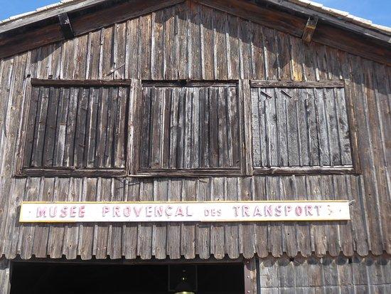 Conservatoire Provencal du patrimoine des vehicules anciens
