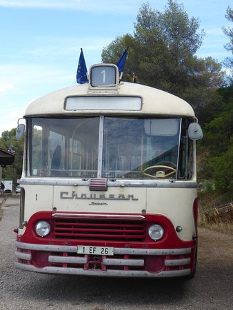 Fuveau, France: Bus n° 1