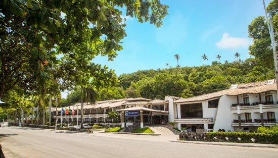 Best Western Shalimar Praia Hotel : Fachada do Hotel
